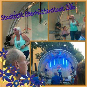 Stadtfest Eisenhüttenstadt 2016