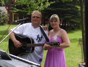 Vater & Tochter - Trauung unter freiem Himmel